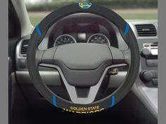 "NBA - Golden State Warriors Steering Wheel Cover 15""""x15"""""
