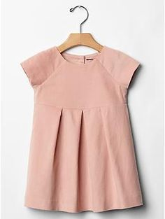 perfectly pink baby / toddler dress.