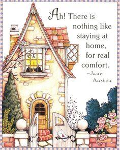 a Jane Austen quote