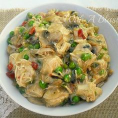 So tasty, no one will know this is a healthy, low fat version of this very popular dish
