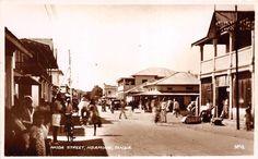 Akida Street Nagamiai, Tanga Tanganyika