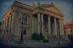 The Theatre by dandragos