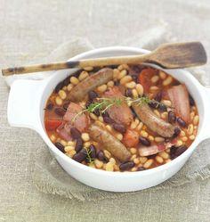 Feijoada cassoulet br silien recette photos et cuisine - Marmiton chili con carne ...