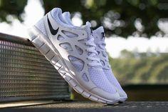 8a82f9d7068c Nike Free Run+ 2 -White Black (Release Date- Summer 2014)