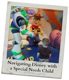 Navigating Disney with a Special Needs Child