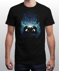 """""""Partners In Flight"""" is today's £8/€10/$12 tee for 24 hours only on www.Qwertee.com Pin this for a chance to win a FREE TEE this weekend. Follow us on pinterest.com/qwertee for a second! Thanks:)"""