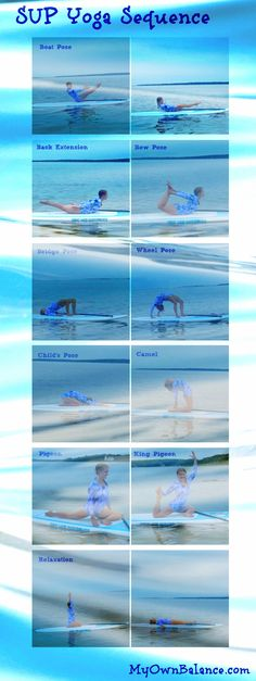 sup yoga sequence