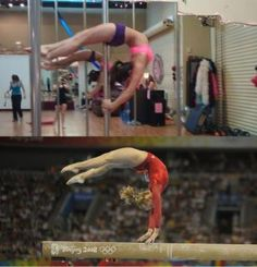 For those that do not give Vertical Fitness it's due respect.  It should be in the olympics!