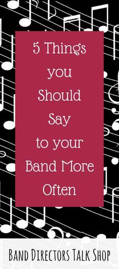 Visit Band Directors Talk Shop for band resources, band rehearsal techniques, band lesson plans, band activities, beginner band games, woodwind pedagogy, brass pedagogy, percussion pedagogy, music motivational quotes, private lesson ideas and more!