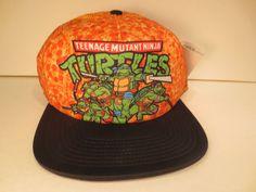 TMNT Teenage Mutant NINJA TURTLES Hat Cap Snapback COMICS COSTUME COSPLAY  hat  TeenageMutantNinjaTurtles  BaseballCap 4b532878e189
