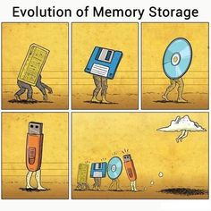 hahaha true .. now u have iCloud / Camera30 Cloud / GO Cloud and all those whatever Clouds where u can backup your files ..