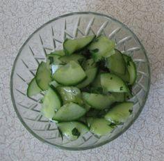Norwegian Cucumber Salad