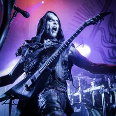 Behemoth at House Of Blues New Orleans, January 28, 2015, Photo by Elsa Hahne