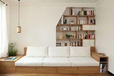 Furniture / interior design by Hansen Feutry Bihr Studio