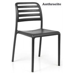 Nardi Costa Bistrot Side Chair