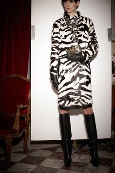 Alber Elbaz for LANVIN coat, pre-fall 2013. Promotional collection image.  High a0a82c7ef53