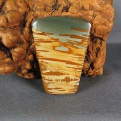 Owyhee Picture Jasper Beautiful Designer Cabochon by azbluerockers, $36.00