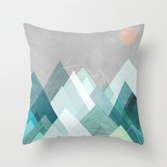 Graphic 107 X Throw Pillow