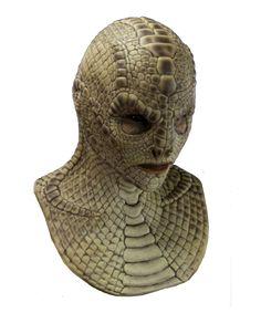 Naga the Reptile Silicone Mask