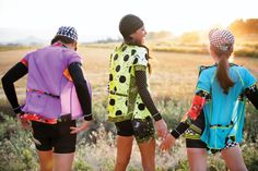 Shebeest Divine Jerseys are perfect to wear on your next cycling journey to make sure you stand out and look good! We have so many color options to choose from!