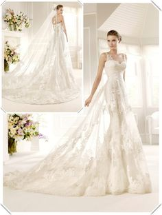 Gorgeous fitted wedding dress - Taobao - I love the transparent outer layer, ♥
