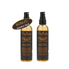 Shea Moisture African Black Soap Problem Skin Toner w Tamarind  Tea Tree oil 42 oz Value Double Pack qty of 2 Each >>> For more information, visit image link.
