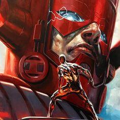 Fantastic Four #1 Pichelli Teaser Variant 1:10 Marvel 1st Print EXCELSIOR BIN