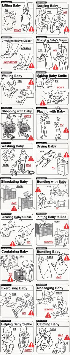 Safe Baby Handling Tips, by David & Kelly Sopp