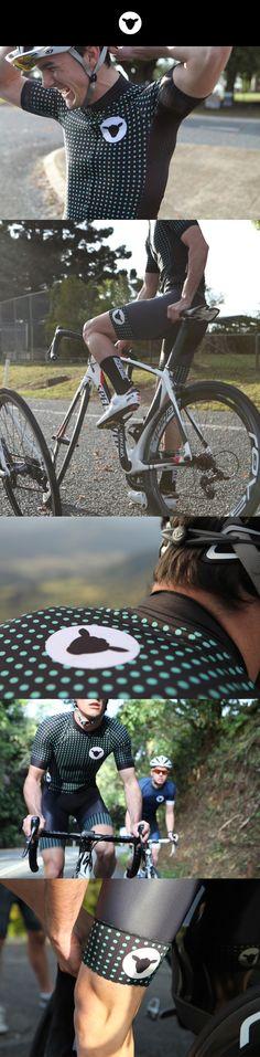 Black Sheep Cycling – Spotted Jacob Kit http://www.blacksheepcycling.cc/