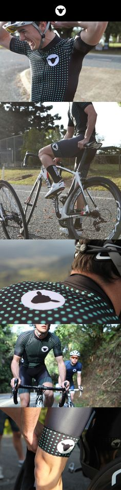 Black Sheep Cycling – Spotted Jacob Kit http://www.blacksheepcycling.cc/