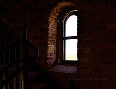 Window On Staircase