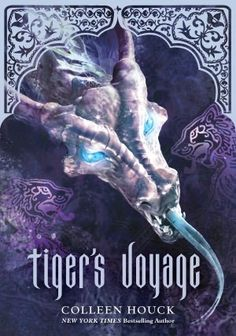 Tiger's Voyage (The Tiger Saga #3) by Colleen Houck