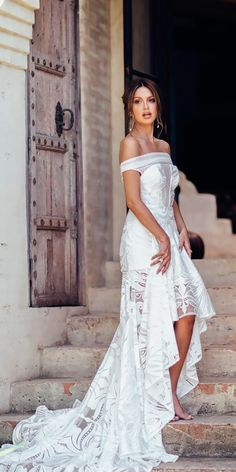 Summer Wedding Dresses To Make Your Celebration Great ★ See more: https://weddingdressesguide.com/summer-wedding-dresses/ #bridalgown #weddingdress