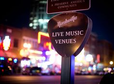 BEST PLACES TO HEAR LIVE MUSIC IN NASHVILLE- Heading to Nashville for the weekend?  Click to find out about the best live music venues