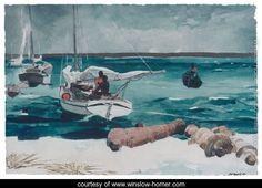 Nassau   Winslow Homer - www.winslow-homer.com