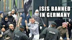 #Funker530 .... Germany Bans All ISIS Support After Sharia Police Were Found Patrolling German Streets... After supporters of ISIS were found patrolling the streets of West Germany enforcing Sharia Law earlier this month, Germany has made the decision to criminalize all forms of support for the terrorist organization.....  http://www.funker530.com/germany-bans-all-isis-support-after-sharia-police-were-found-patrolling-german-streets/