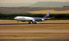 A340 de Lan Chile
