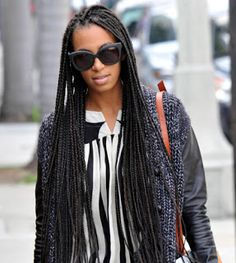 Hair is the Ultimate Accessory: Protective Styling: Braids