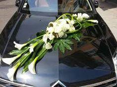 """Résultat de recherche d'images pour """"decoration florale pour voiture de mariée…"""