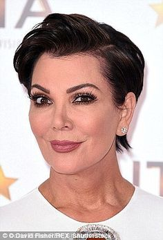 Kris Jenner, 59, looks better than ever now, right, but has let slip a number of times abo...