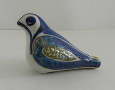 Mid Century Bird Whistle Royal Copenhagen -Tenera