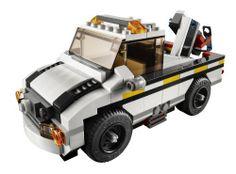 #LEGO Creator Highway Speedster 31006