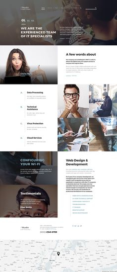 Itstudio Developers  Responsive Joomla Template