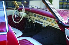 Haus of Style - 1960 Borgward Isabella Coupé | Noticias Hemmings Motor