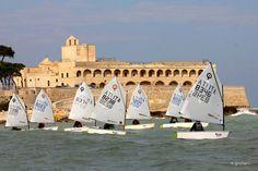 I Tappa Trofeo Optimist Italia Kinder + Sport by Elena Giolai | BLU&news