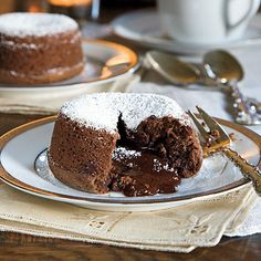 Mocha Java Cakes - Best ever.  I ditch the instant coffee and use the Kahlúa