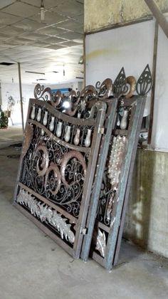 Hench luxury wrought iron gate HC-lg6 ,custom size acceptable #Affiliate
