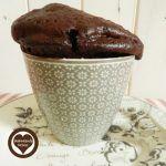 Bizcocho en el microondas taza - Cómo hacer bizcocho de chocolate - Brownie en el microondas - Receta bizcocho milka rápido en 5 minutos microondas Nesquick, Muffin, Microwave Recipes, Brownies, Cake Recipes, Food And Drink, Pudding, Meals, Cooking