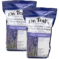 Dr Teals Epsom Salt Soaking Solution Lavender2 bags3lbbag Thank you to all the patrons We hope that he has gained the trust from you again the next time the service *** More info could be found at the image url.