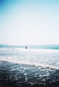 sunshine and seaside